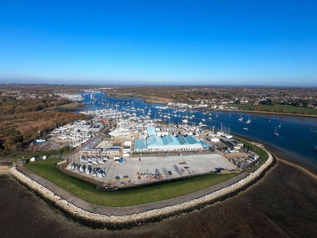 Hamble Point Sailing School